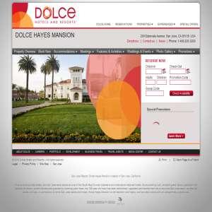 San Jose Resorts: Dolce Hayes Mansion