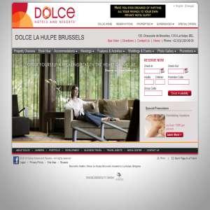 Brussels Hotels: Dolce La Hulpe
