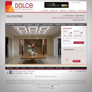 Sitges Hotels: Dolce Sitges
