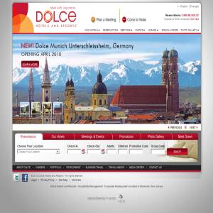 Hospitality Management Companies: Dolce Hotels & Resorts