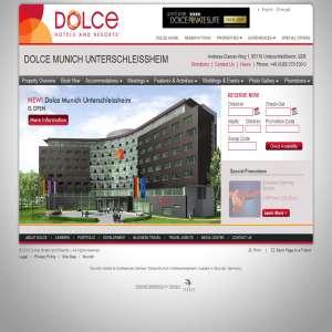 Munich Hotels: Dolce Munich Unterschleissheim