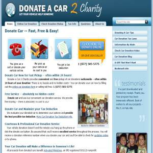 charitable car donation: