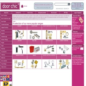 Door Handles - doorchic.co.uk
