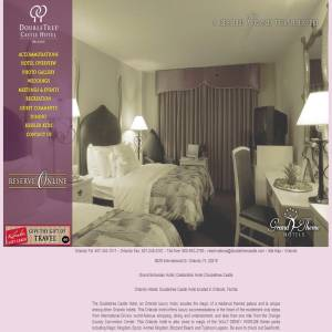 Orlando Hotels: Doubletree Castle