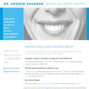 Dr Shannon, Dental & Cosmetic Dentistry