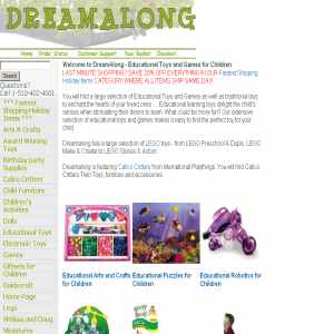 Dreamalong - Educational Toys