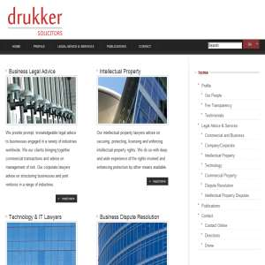 Drukker Intellectual Property Solicitors London