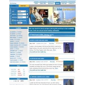 Dubai Hotels - dubaishortstay.com