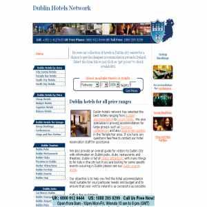 Dublin Temple Bar hotels in Ireland