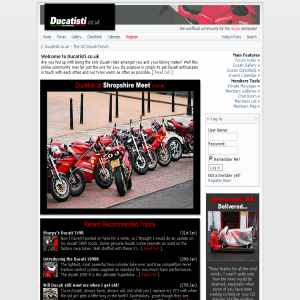 Ducatisti.co.uk - The UK Ducati Forum