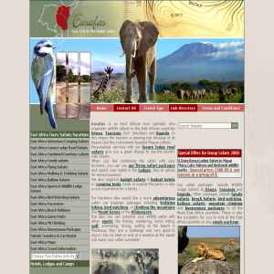 East Africa safari adventure & sports