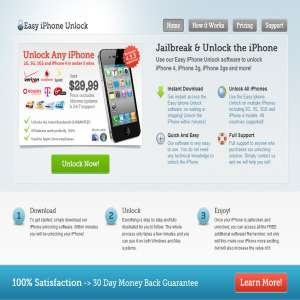 Easy Iphone Unlock