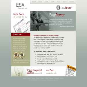 Esa: Arc Flash Hazard Resources, Arc Flash Calculator