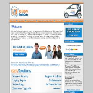 Laptop Repair - EasyTechCare
