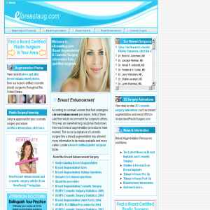 Breast Augmentation Information