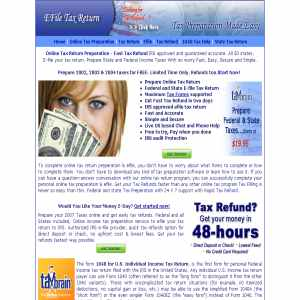 Tax Return Software