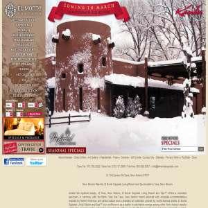 New Mexico Resorts: El Monte Sagrado