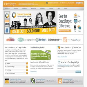 Email Marketing from ExactTarget