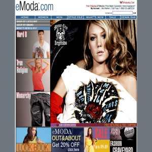 Designer Jeans - eModa.com