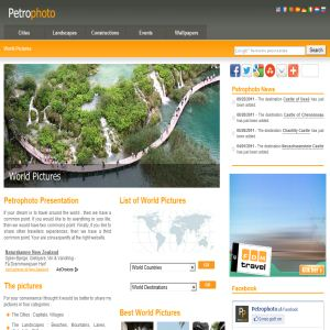 Petrophoto - Travel around the world