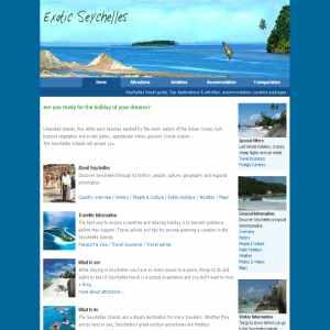 Exotic Seychelles