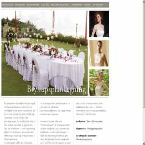 Fairy Tale Weddings in Denmark