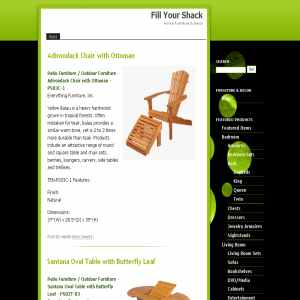 Fillyourshack.com | quality furniture