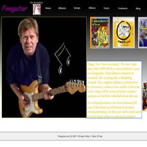 Finn Guitar