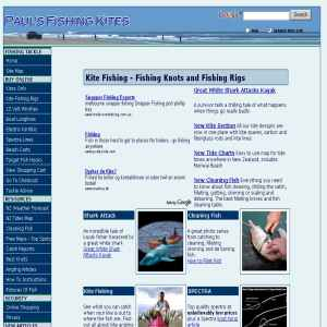 Surf Fishing Rigs and Knots