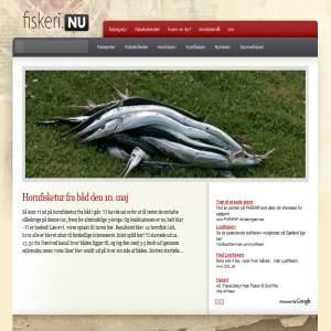 Lystfiskeri - Fishing Denmark