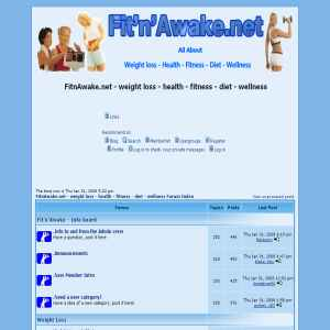 FitnAwake.net | weight loss & fitness
