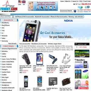 Blackberry Accessories, Motorola Accessories
