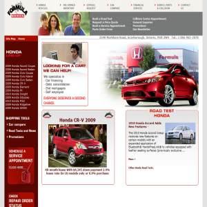 Formula Honda - Used Cars