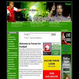 Soccer Forum
