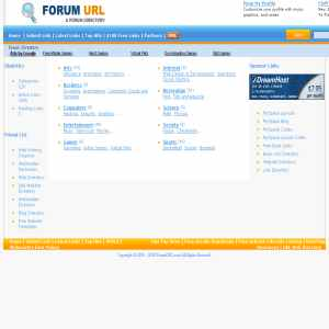 Forum Directory