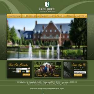 Virginia Beach Hotels: Founders Inn and Spa Virginia Beach VA