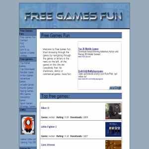 Free Games Fun