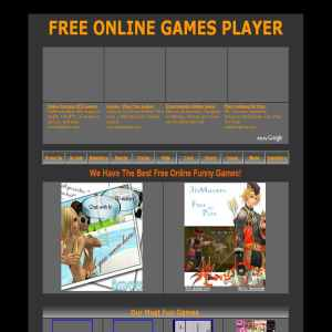 Free Online Games Player