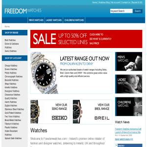 Freedom Watches