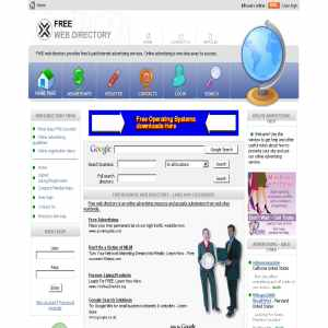 Web Directory Online Advertising