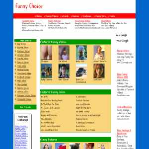 Free Online Games, Funny Jokes | funnychoice.com
