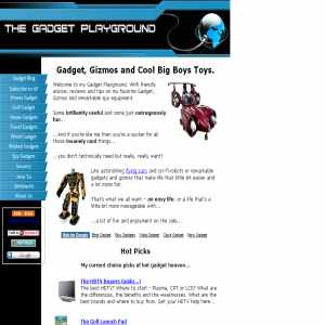 Gadget, Gizmos & Cool Spy Stuff! Only at The Gadget Playground