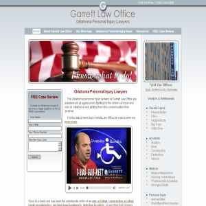 Oklahoma Car Accident Lawyer