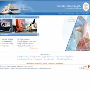 An International Freight forwarding Company from India