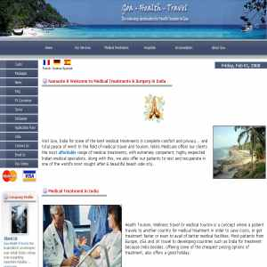 Medical treatment & Medical Tourism India