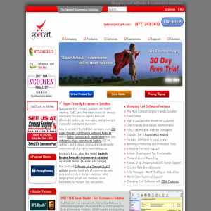 GoECart | eCommerce solution