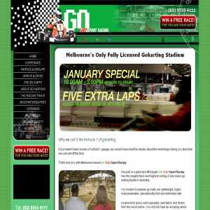Go Kart Sport Racing | Corporate Events