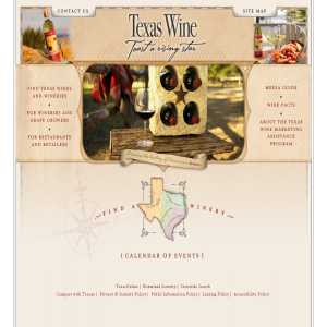 Wineries Texas