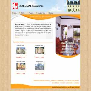 Gowtham Housing Pvt Ltd-Real Estate Company India