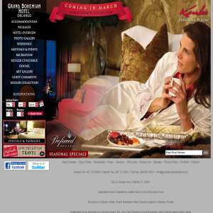 Downtown Orlando Hotels: Grand Bohemian Hotel